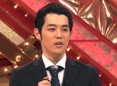 イケメンの濱田祐太郎さん