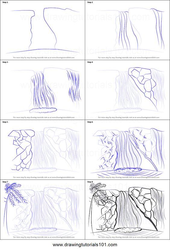 89 Gambar Air Terjun Untuk Pemula Paling Keren