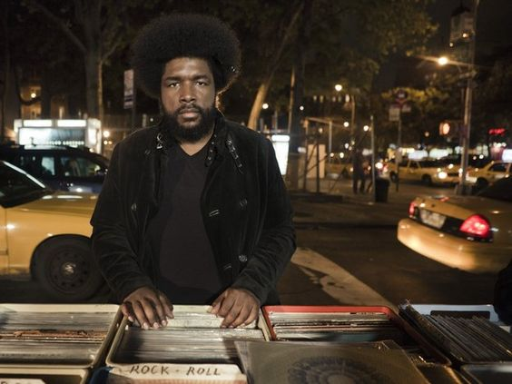 """In his new memoir, Ahmir """"Questlove"""" Thompson describes his life in music — and how he mimicked beats at just 10 months old."""