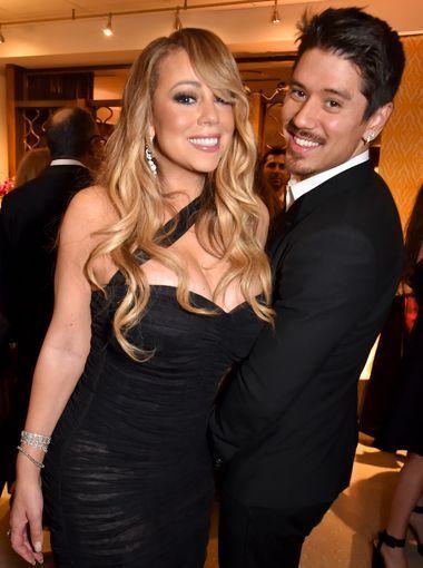 Mariah Carey And Boyfriend Bryan Tanaka Couple Up At Mariah Carey Boyfriend Mariah Carey Pictures Mariah Carey And Tanaka