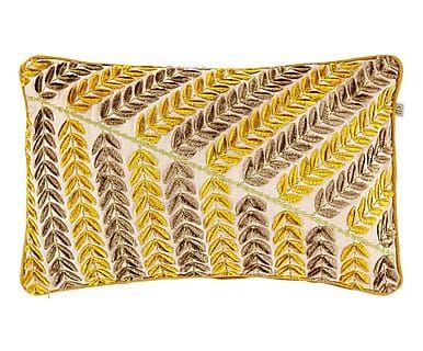 Cojín de algodón Jenny - 50x30 cm
