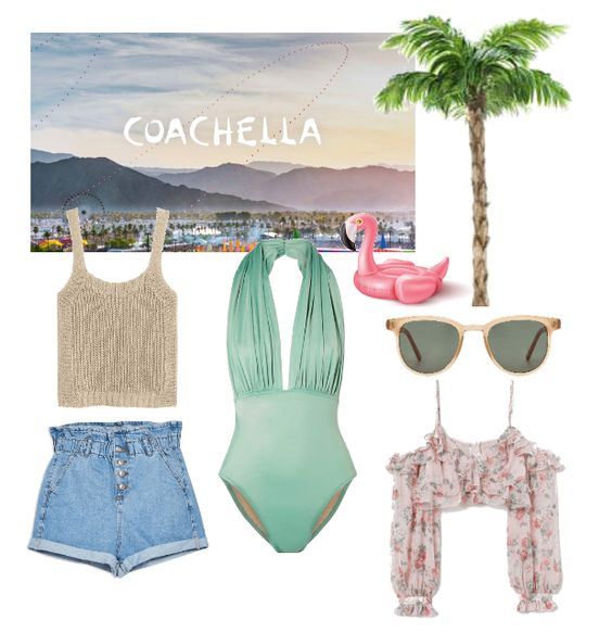 Coachella Inspired Outfit | ShopLook