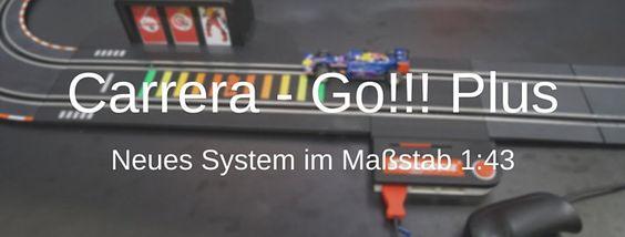 Carrera Go!!! Plus verleit der Einsteiger Rennbahn mehr Aktion