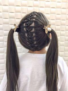 Peinados Para Nina Julio 2019 By Queen 11 11 Peinados Faciles Peinados Cabello Corto Nina Peinados Escolares Faciles Peinados Infantiles
