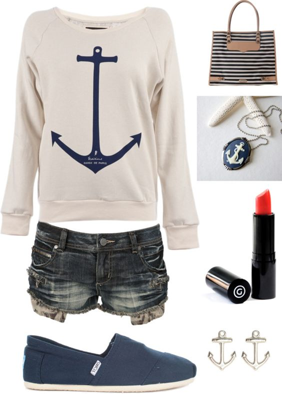 I have a thing for anchors...