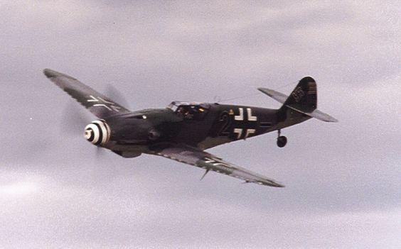 JSJ Messerschmitt Bf 109  Apologizes for the nazi-symbol.