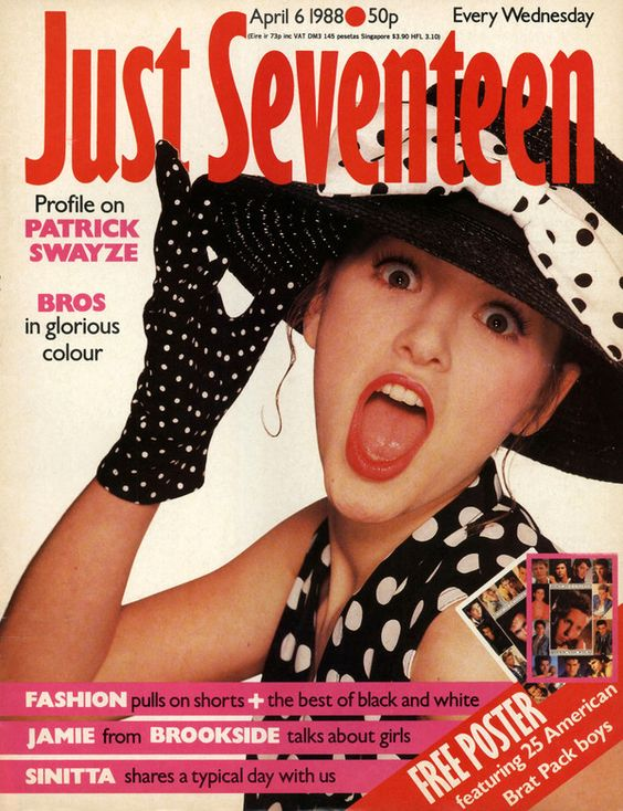 What are some teen magazines in london?
