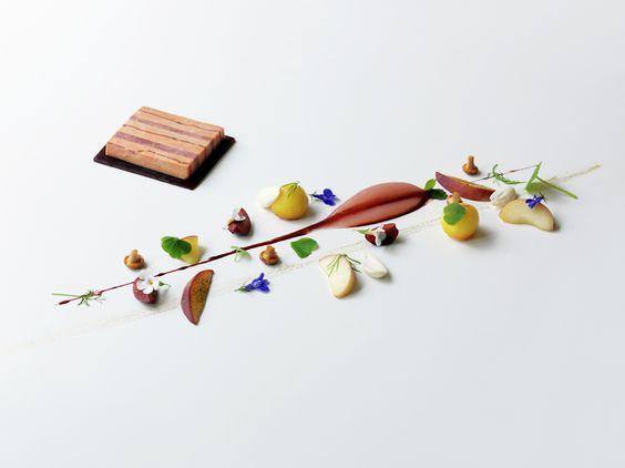 TÉCNICAS PARA EMPLATAR CON BUEN GUSTO Platos gourmet Pinterest