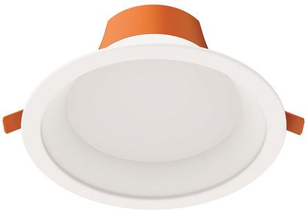 Achetez Spot à encastrer à LED, Blanc froid, 4000K Osram, 23 W, 230 V