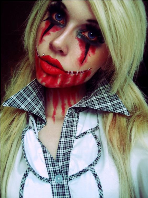 11 best halloween images on pinterest halloween stuff make up and makeup