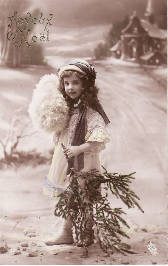 Image result for vintage christmas