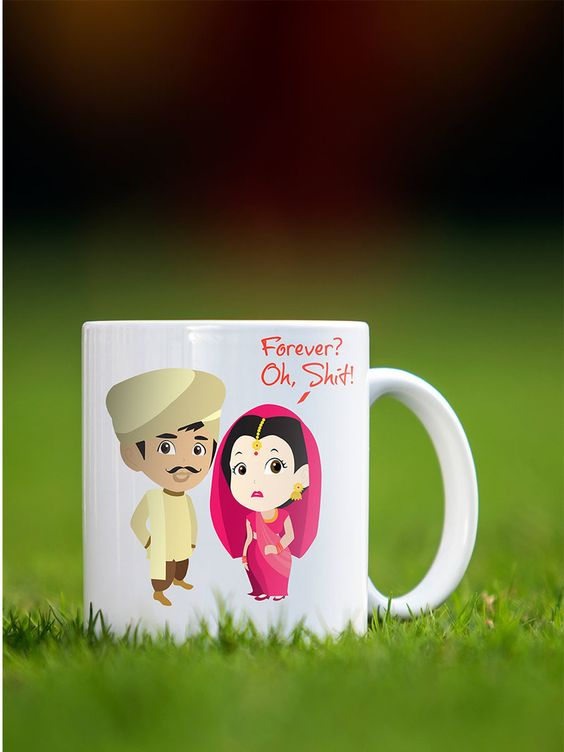 Quirky Wedding Gifts For Bride And Groom : gifts for bride and groom Ideas, Wedding and Indian weddings