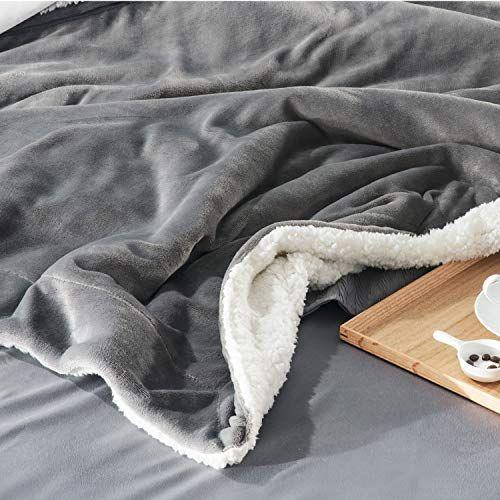 NEW Luxury Plush Fleece Blanket Soft Queen 200 x 220 Warm Throw FREE Shipping
