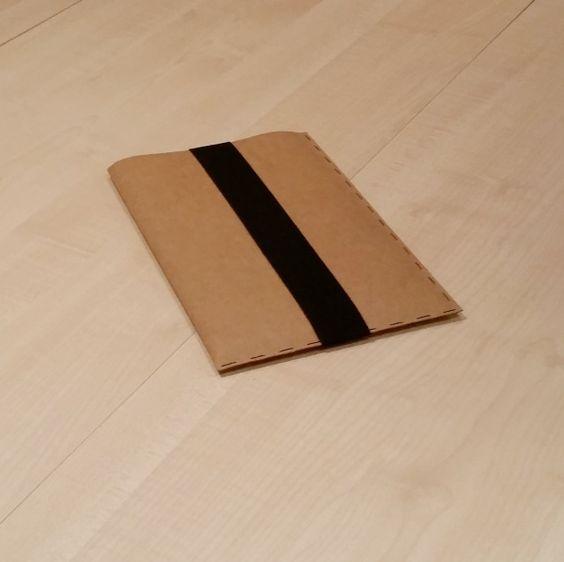 Tablet Tasche selbstgemacht - DIY Anleitung
