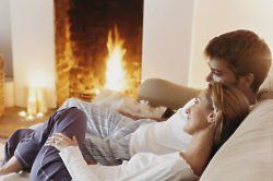 How to have a cosy Valentine's night in