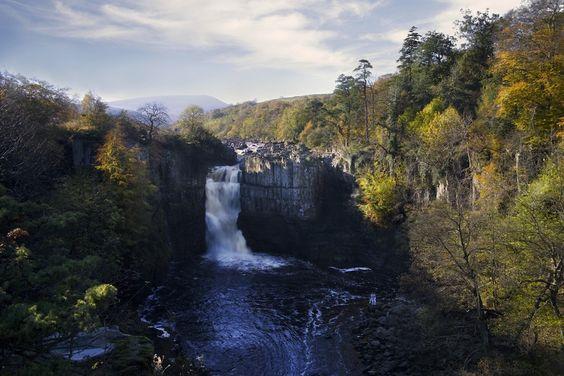 High Force Waterfall, Durham