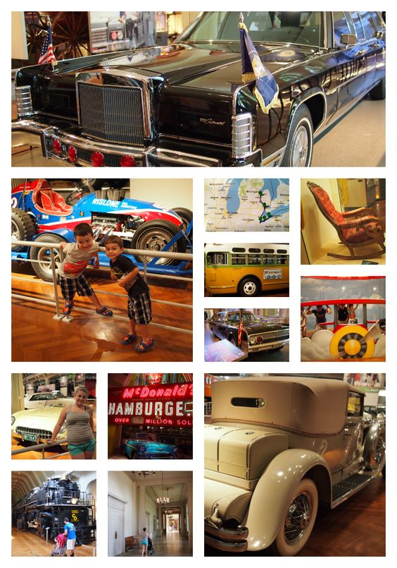 Summer Travel with Kids: The Henry Ford Museum in Dearborn, Michigan