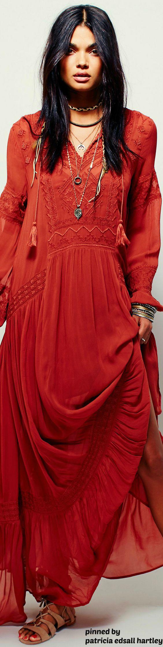 #fashion #boho #bohemian: