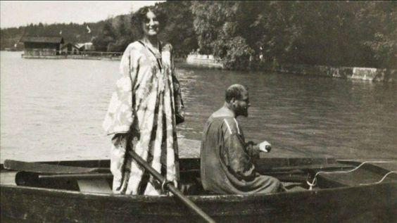 Gustav Klimt und Emilie Flöge - Sommerfrische am Attersee (Leopoldmuseum)