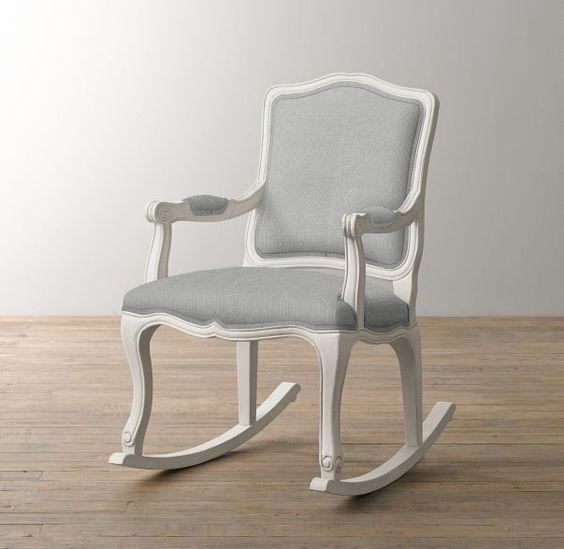 ... Rocker:No nursery or nook is complete without a rocking chair, renow