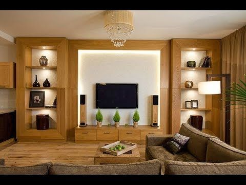 Image Result For Wall Mounted Pooja Room Designs Living Room Units Living Room Tv Wall Living Room Entertainment