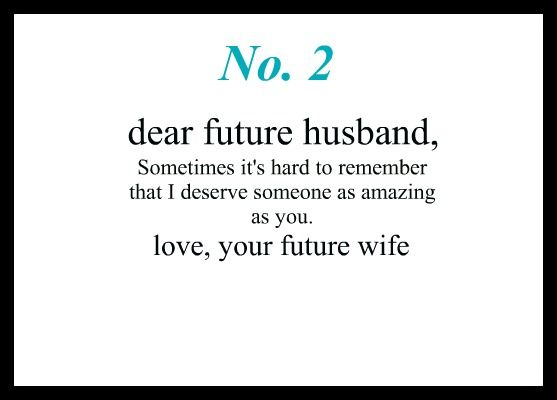 Love Notes To My Future Husband...praying for my future husband..