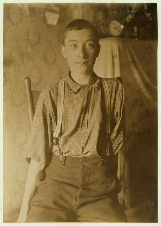 The Depressing Stories Behind 20 Vintage Child Labor