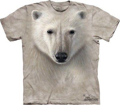 Big Face Polar Warrior T-Shirt