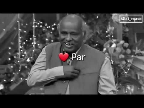 Heart Touching Shayari By Rahat Indori Whatsapp Status Youtube Heart Touching Shayari Heart Touching Love Quotes Funny Whatsapp Status