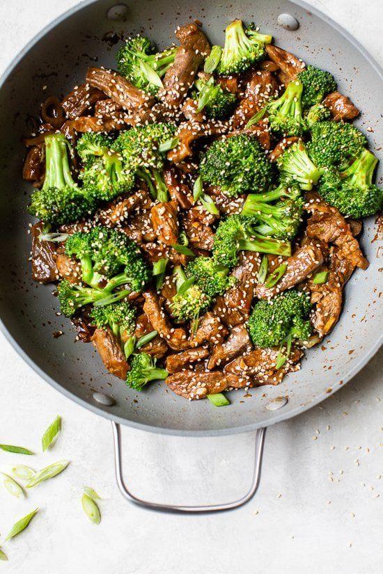 Broccoli Beef Skinny Taste Recipes Broccoli Beef Healthy Recipes