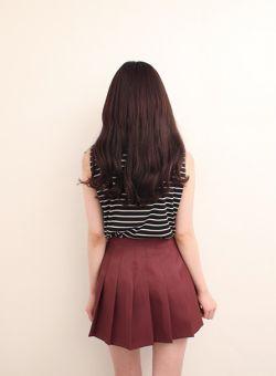 stripes | pleats