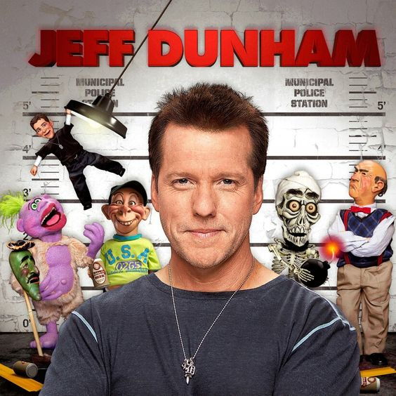 Jeff Dunham 2014...Andrew will see him tonight...great gift aunt Kel!!
