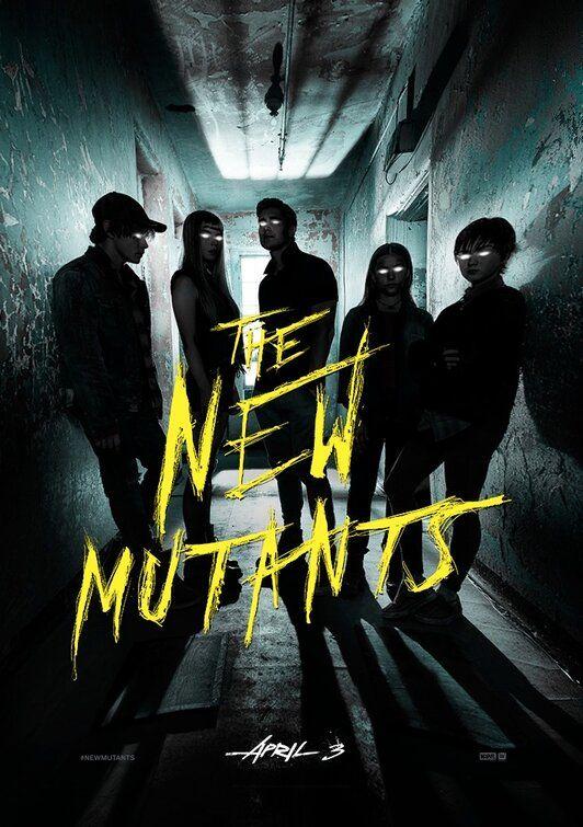 The New Mutants Movie Poster 4 Of 4 Imp Awards Peliculas Completas Peliculas Completas Gratis Peliculas En Espanol Latino