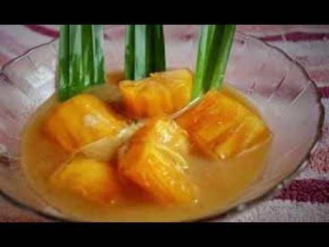 Resep Kolak Singkong Kuah Santan Paling Enak Youtube Food Appetizer Salads Indonesian Food