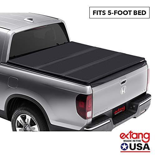 Extang Solid Fold 2 0 Hard Folding Truck Bed Tonneau Cover 83590 Fits 2017 20 Honda Ridg In 2020 Tonneau Cover Honda Ridgeline Truck Bed
