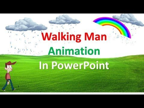 Powerpointanimation How To Make Realistic Walk From Images In Powerpoint Youtube Powerpoint Animation Powerpoint Realistic