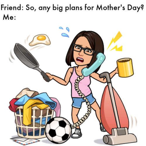24 Funny Memes For Saying Happy Mother S Day To Your Mom In 2020 One Glass Of Wine Wine Meme Big Wine Glass
