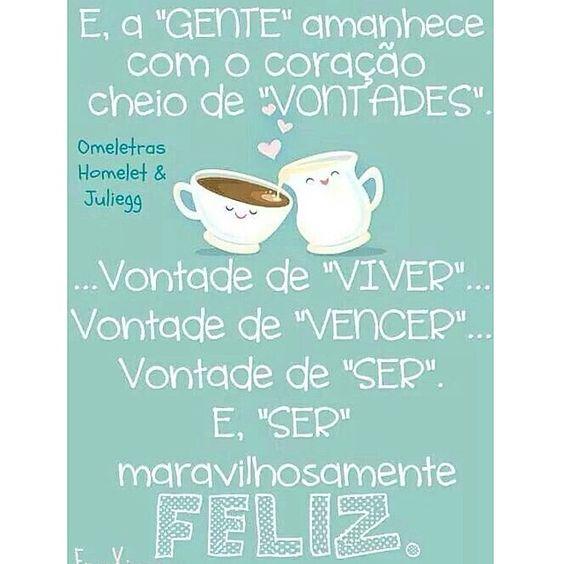 SnapWidget | Sempre!! Uma semana feliz e abençoada a todos!  #gmorning