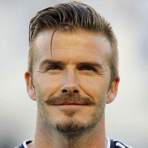 Wondrous 17 Best David Beckham Beard Styles 2020 Guide Beckham Hair Natural Hairstyles Runnerswayorg