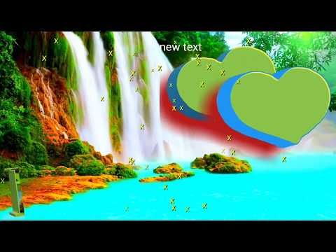 Hd Nature Green Photo Wedding Background Effect Youtube Free Video Background Video Editing Apps Wedding Background