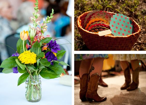 Country details full of Southern charm. By Joie du Jour Photography