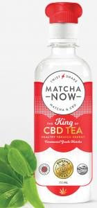Matcha Now unveils CBD variant featuring its flavour-mixing cap - FoodBev Media