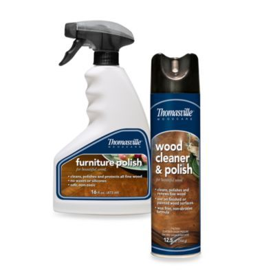Thomasville® Furniture & Wood Polishes - BedBathandBeyond.com