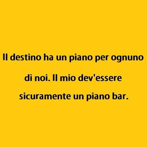 Il destino ha un piano