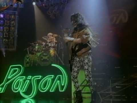 Poison: Nothin' But A Good Time:)