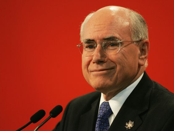John Howard - makes such a lot of sense. Perhaps that's why he gets ignored.