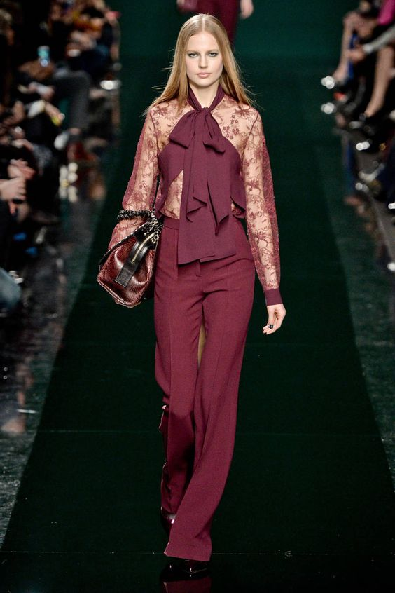 Elie Saab Fall 2014 Ready-to-Wear Collection