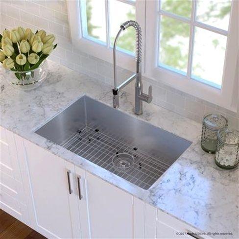 Lowe S Home Improvement Garden Center Home Improvement Season 6 Home Improvement Cent Undermount Kitchen Sinks Kitchen Design Outdoor Kitchen Countertops
