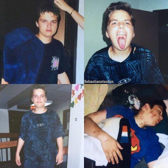 Sebastian Stan --1997 was an interesting year.