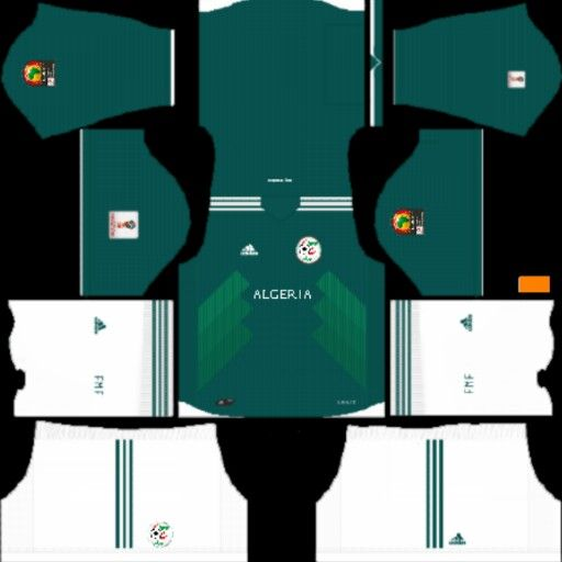 Algeria Kits Logos Algeria Kit